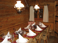 Mountain restaurant Spalegna