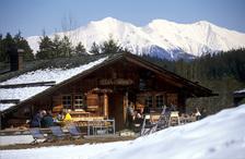 Bergrestaurant Tegia Larnags