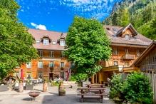 Hotel Landgasthof Kemmeriboden-Bad***S