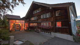 Hotel Idyll Gais