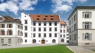 Town house of the citizen's municipality of St. Gallen