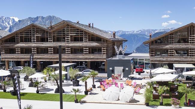 W verbier verbier meeting hotels switzerland tourism