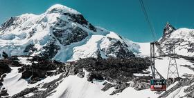 Conference room Matterhorn glacier paradise
