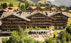 Golfhotel les Hauts de Gstaad & Spa****S