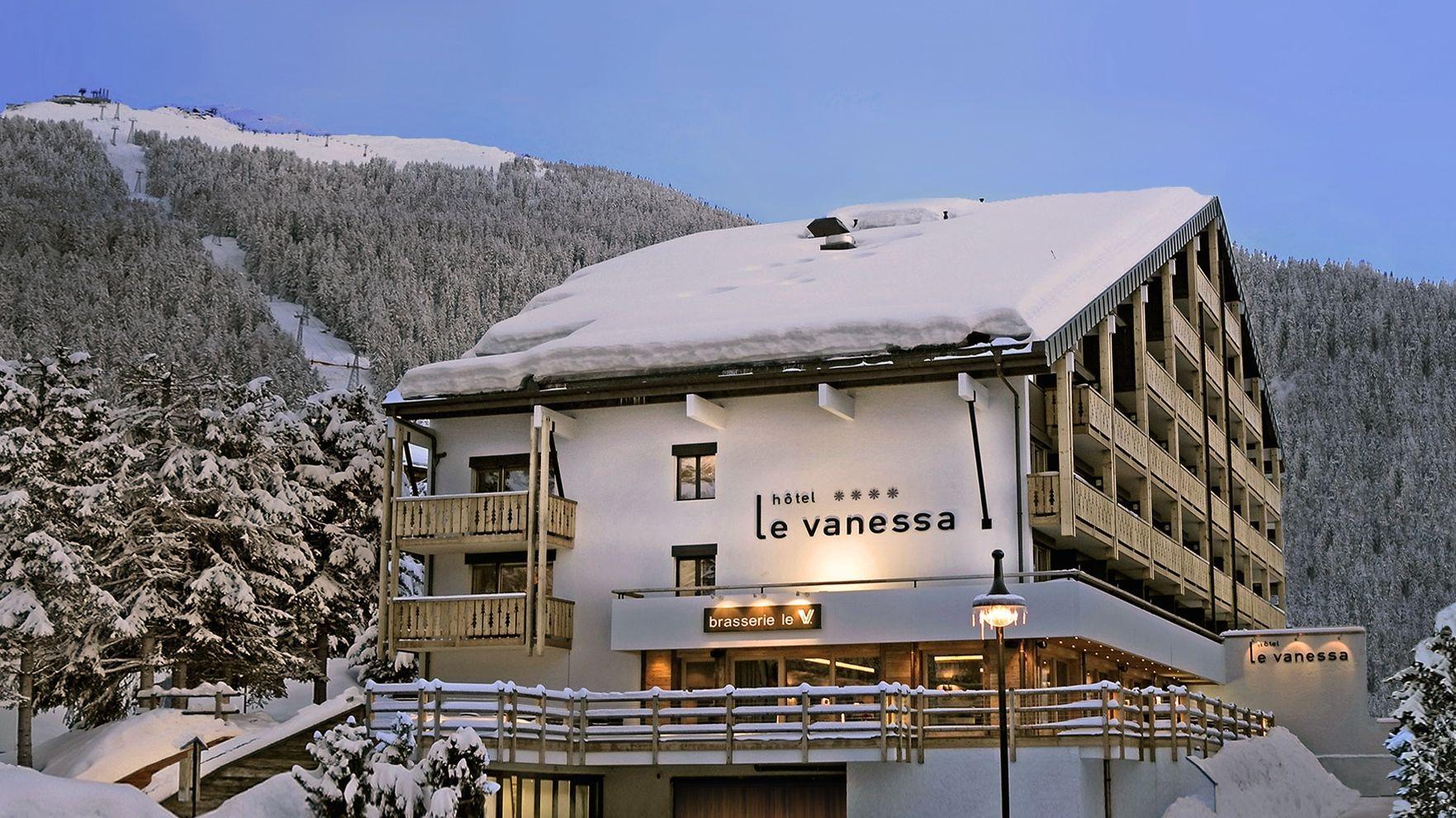 Le vanessa verbier meeting hotels switzerland tourism