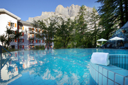 The terms in 5 star hotel - Hotel Sources des Alpes 5*